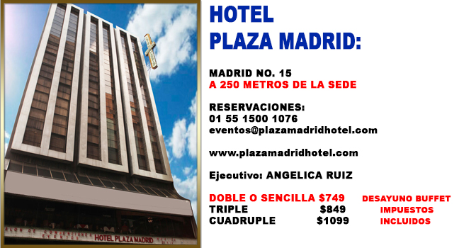 H- PLAZA MADRID-