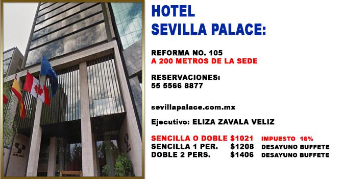 H- SEVILLA PALACE-
