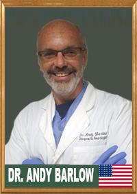 DR ANDY BARLOW