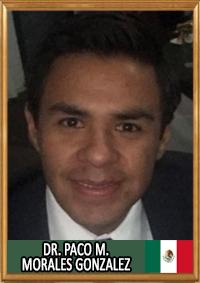 DR PACO M MORALES GONZALEZ
