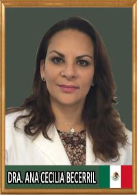Dra Ana Cecilia Becerril