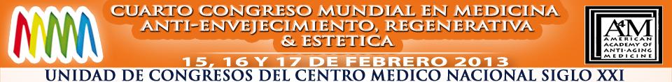 Medicina antienvejecimiento Mexico